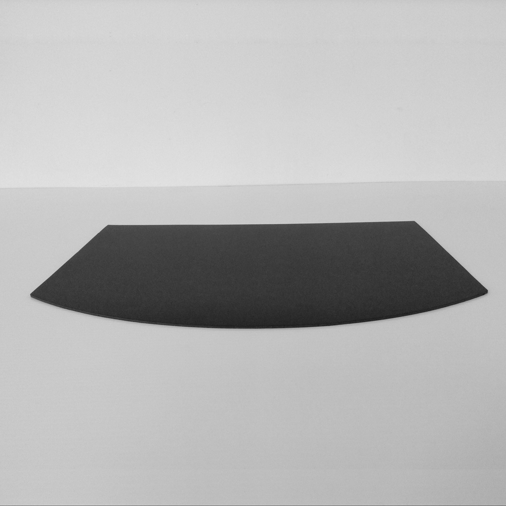 Arched Linoleum Conference Pad All Natural Linoleum Table