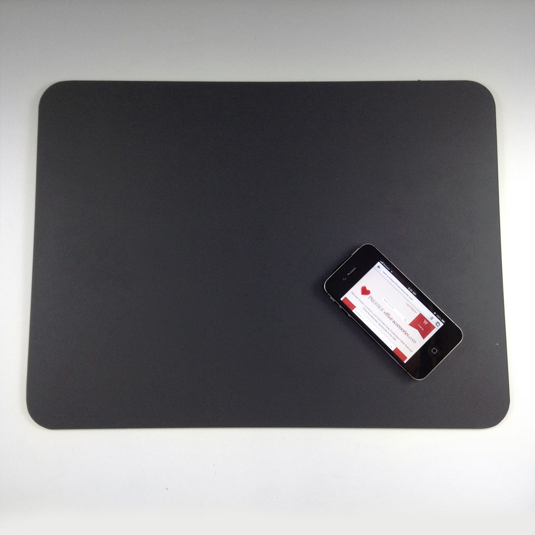 Custom Crafted Classic Desk Pad Prestige Office Accessories