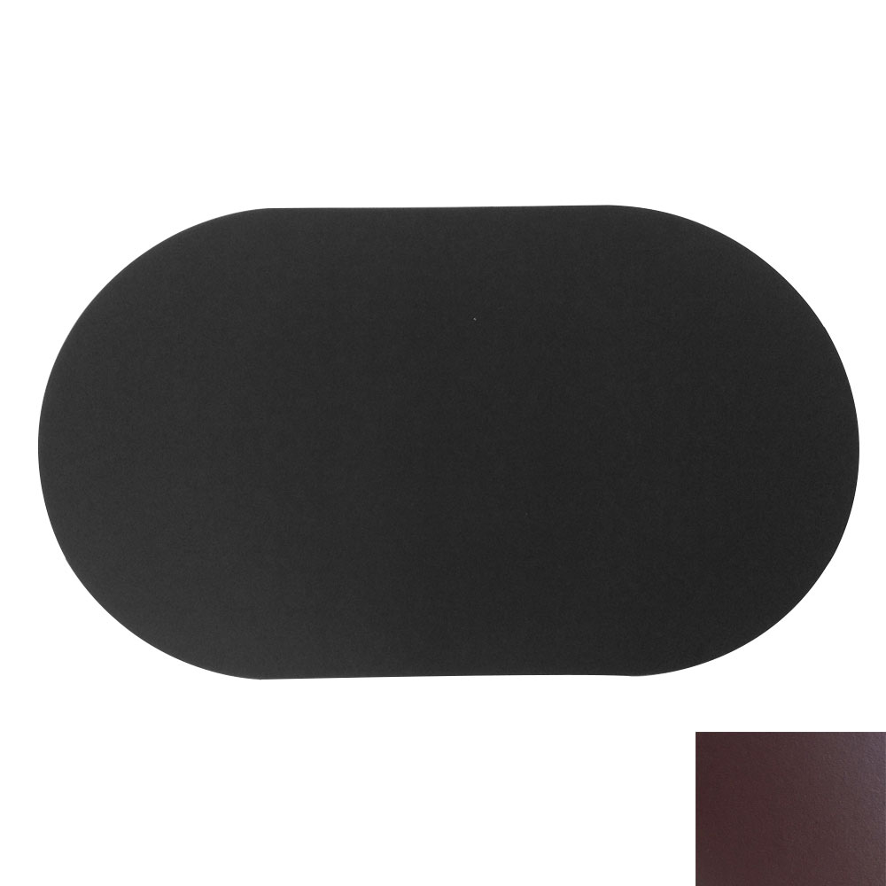 Linoleum Conference Table Pad Racetrack Shaped Linoleum Mat - Conference table pads