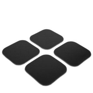 Square Linoleum Coasters