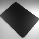 Black VInyl Conference Table Pad