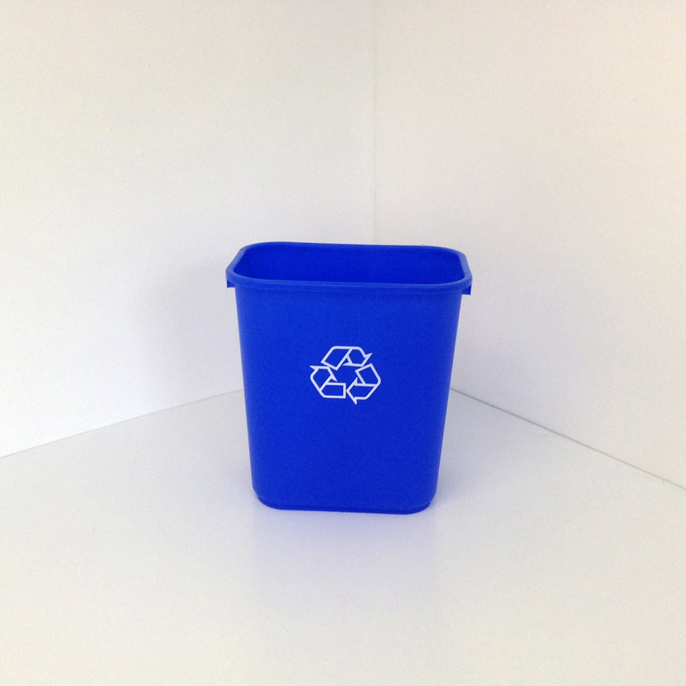 how to create plastic block from recycling product