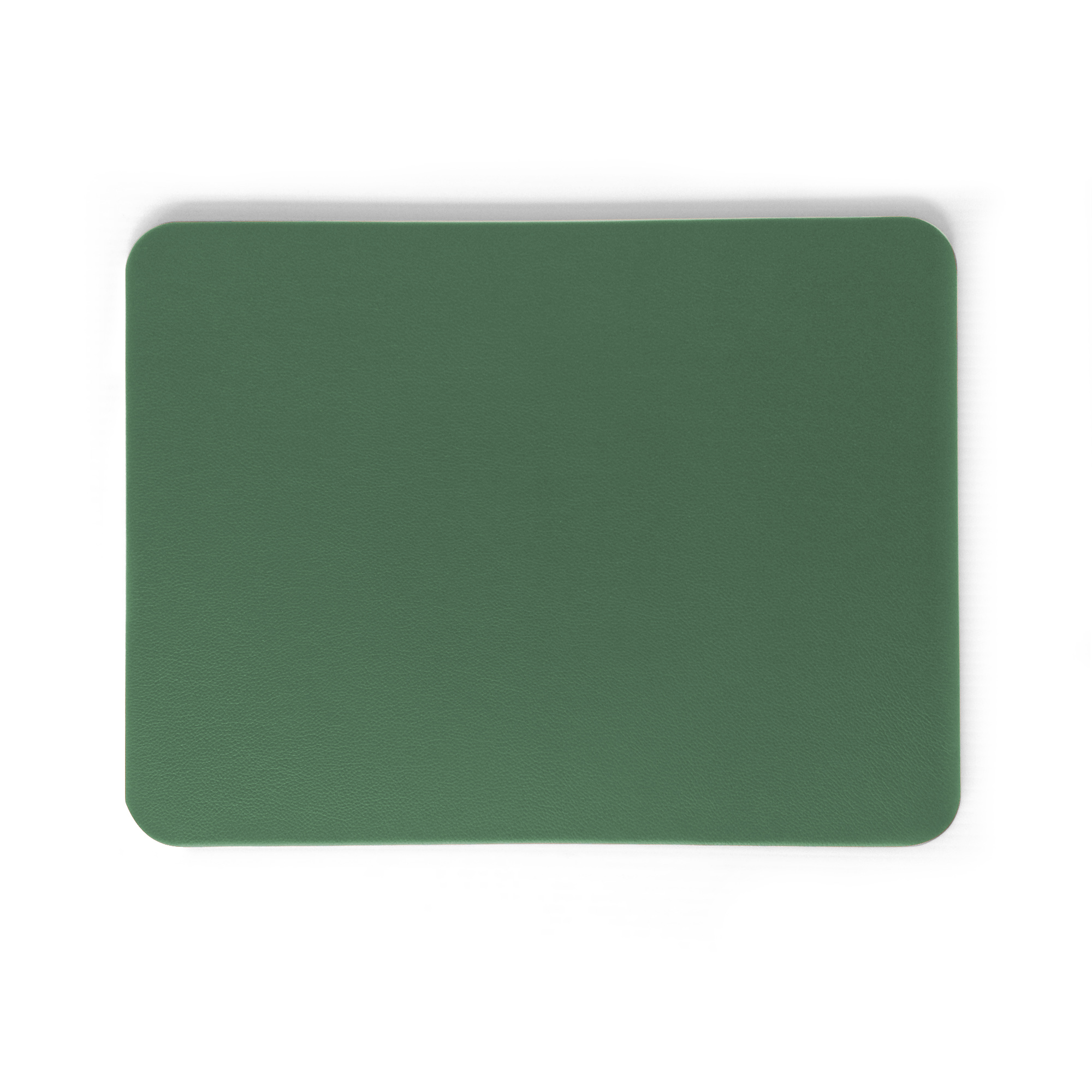 Classic Evergreen Leather Desk Pad
