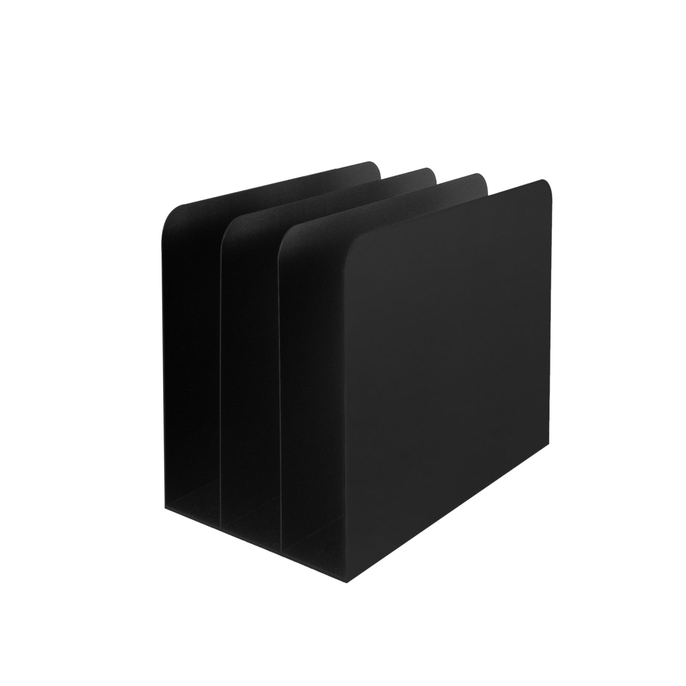 Bonded Leather Vertical Sorter