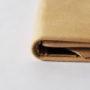 Distressed Leather Mini Tablet Holder