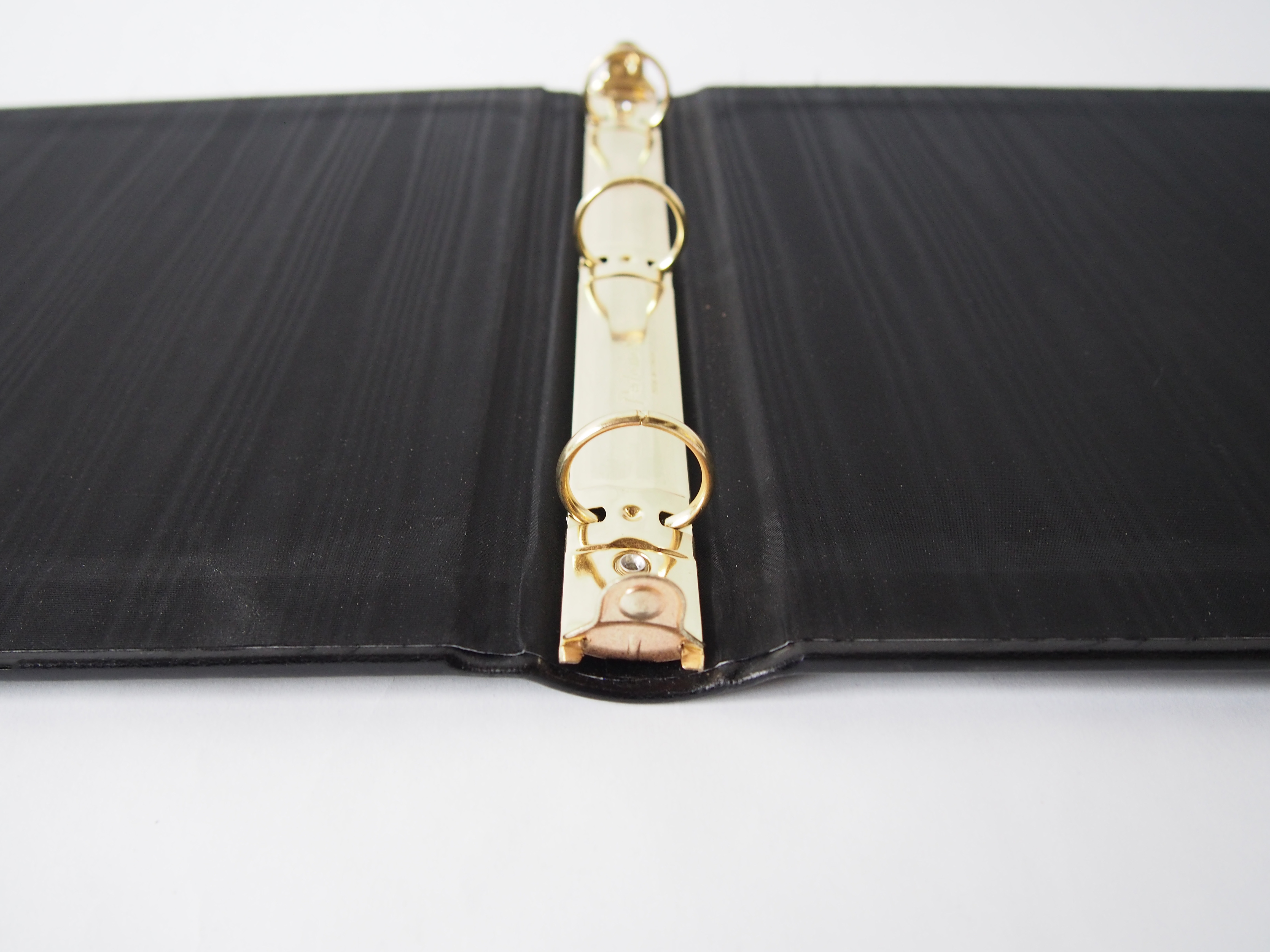 Leather Wrapped 3 Ring Photo Album Prestige Office