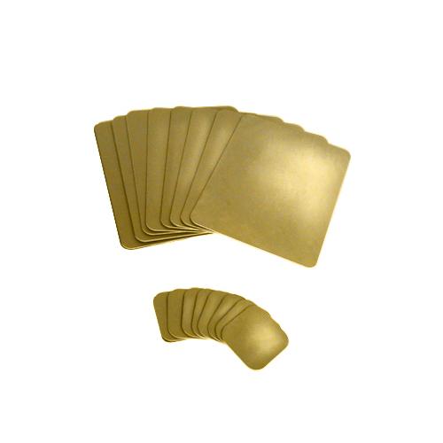 LightGold_Metallic-Deskpads-Coasters