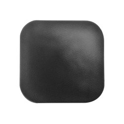 Black_Glazed-Single-Coaster-500x500