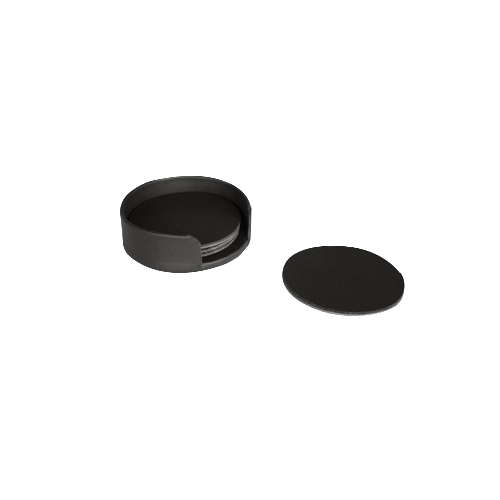 Black_Vinyl-Coasters-Holder